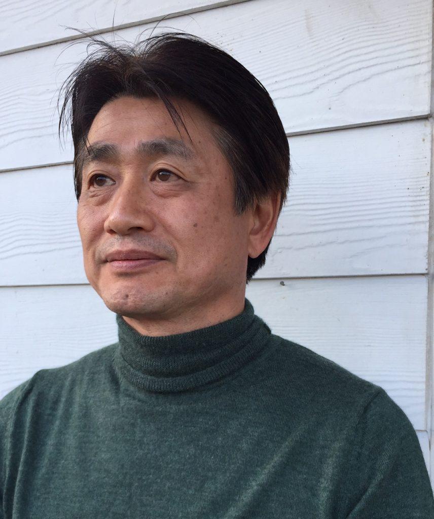サーモアドベンチャー代表取締役の写真